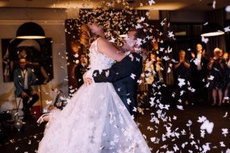 Marta i Marek – Ślub w greckim stylu – Reportaż