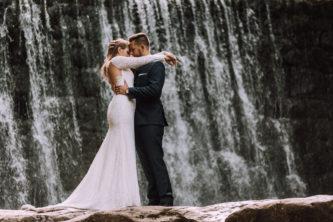 Martyna i Przemek – plener w Karkonoszach