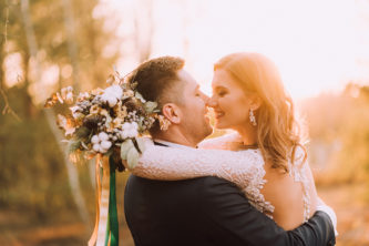 Kasia i Michał – wiosenny plener